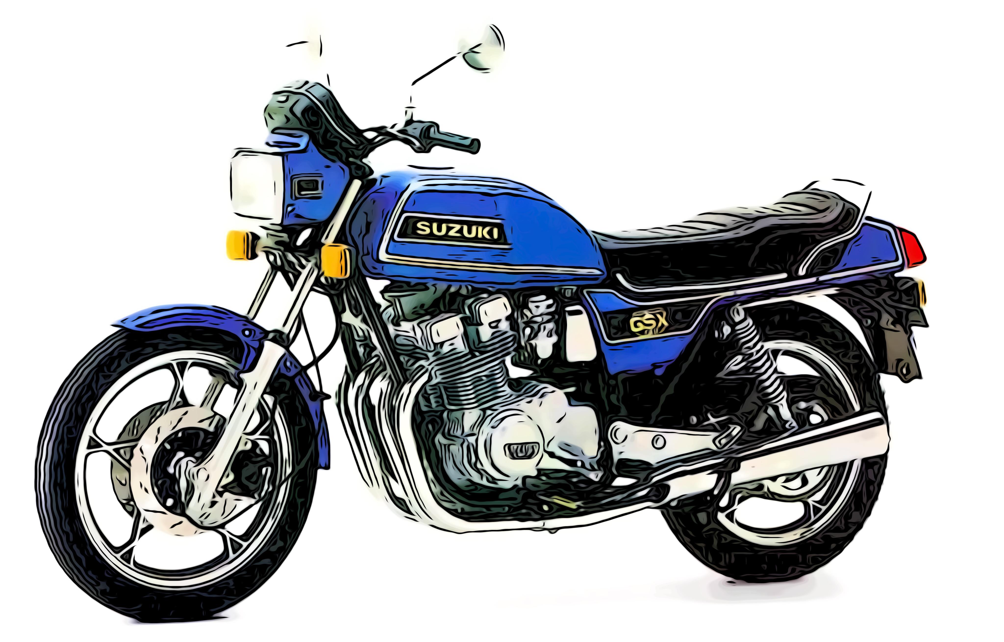 GSX750E SUZUKI|バイクブーン買取情報