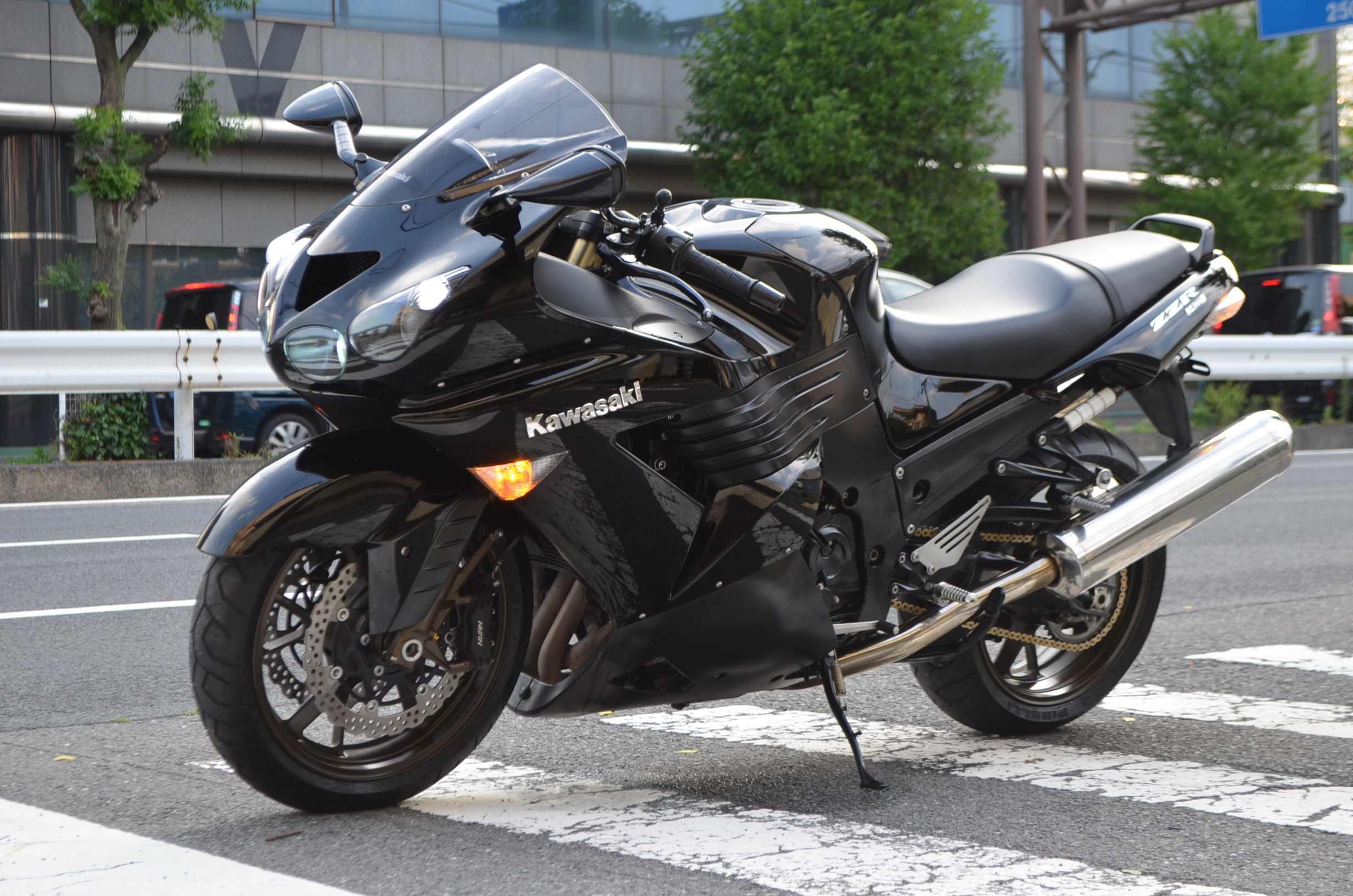 ZZ-R1400 KAWASAKI|バイクブーン買取情報