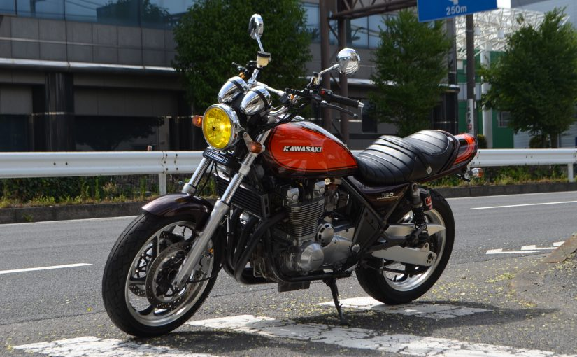 ゼファー1100