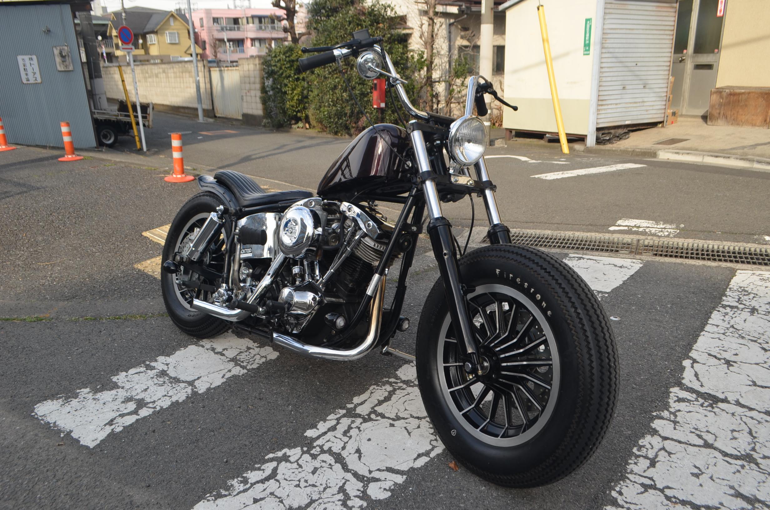 FLHC1340(エレクトラグライドクラシック)Harley-Davidson|バイクブーン買取情報