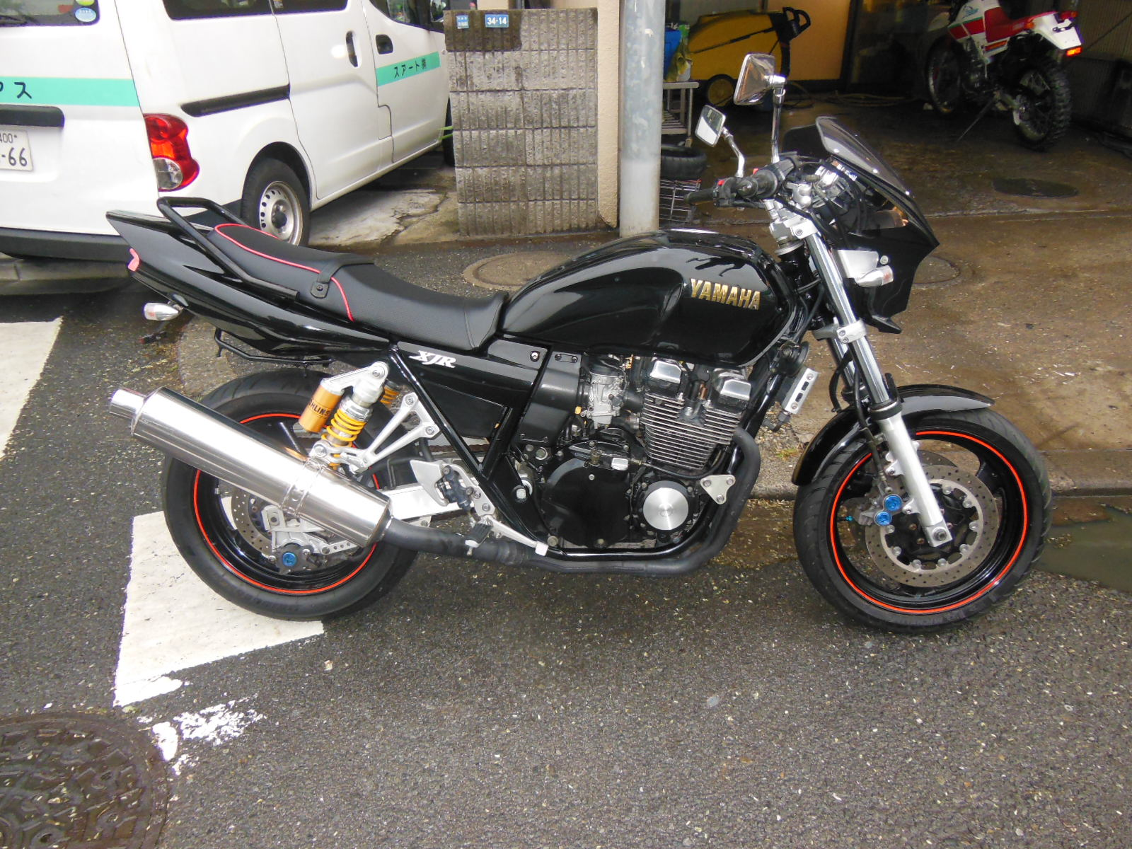 XJR400 YAMAHA|バイクブーン買取情報