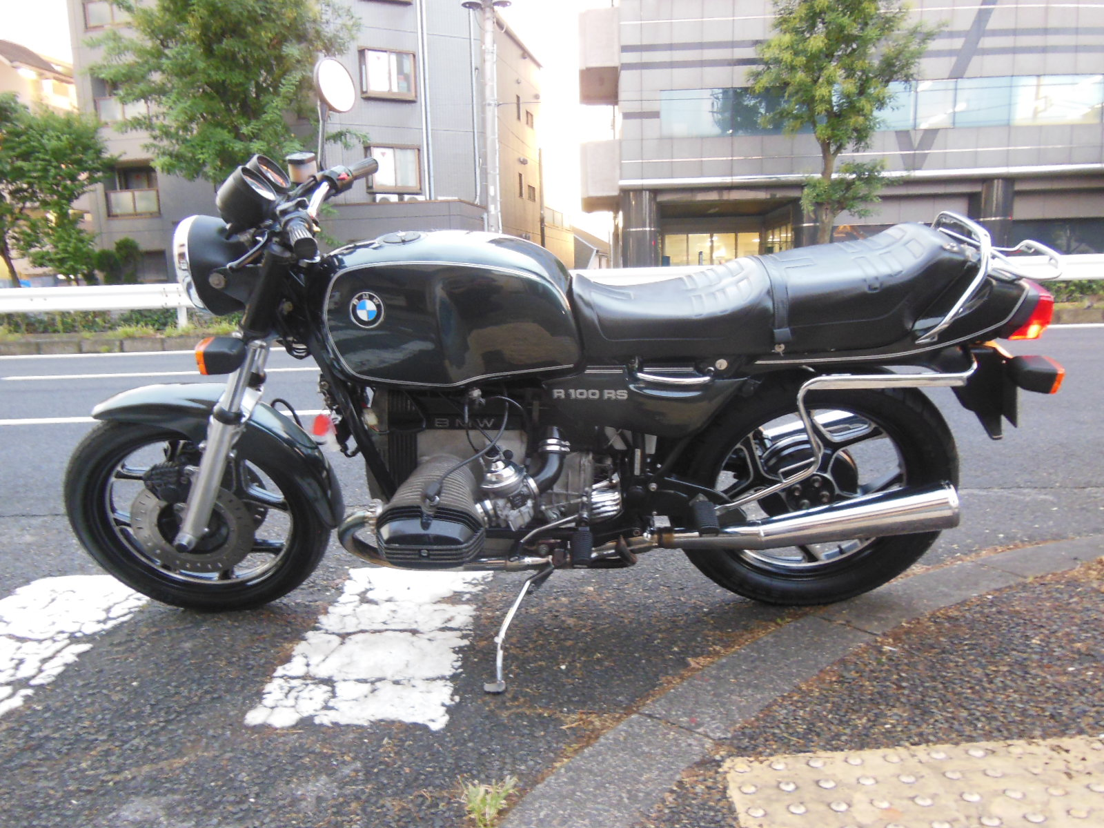 R100RS BMW|バイクブーン買取情報
