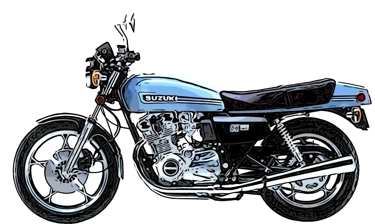 GS1000 SUZUKI|バイクブーン買取情報