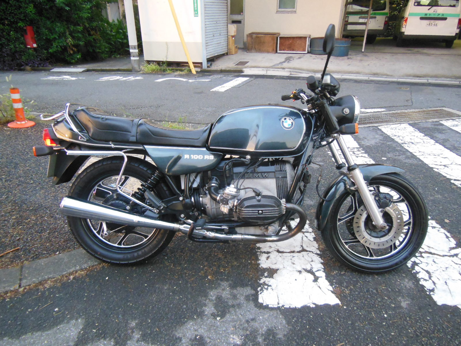 R100RS BMW