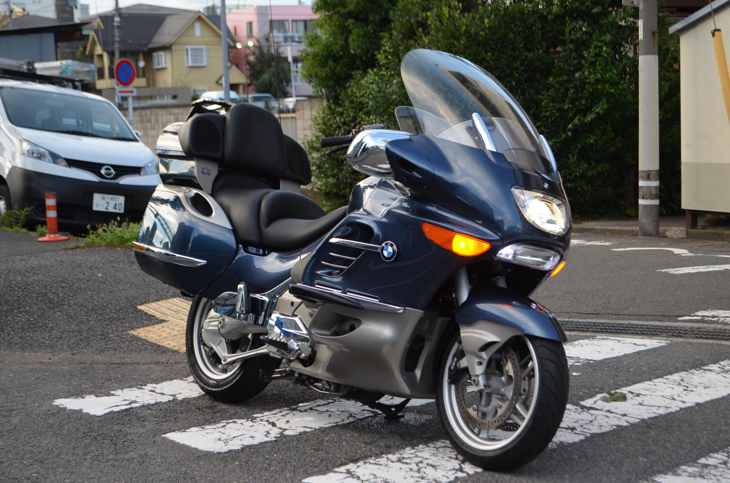 K1200LT BMW バイクブーン買取情報