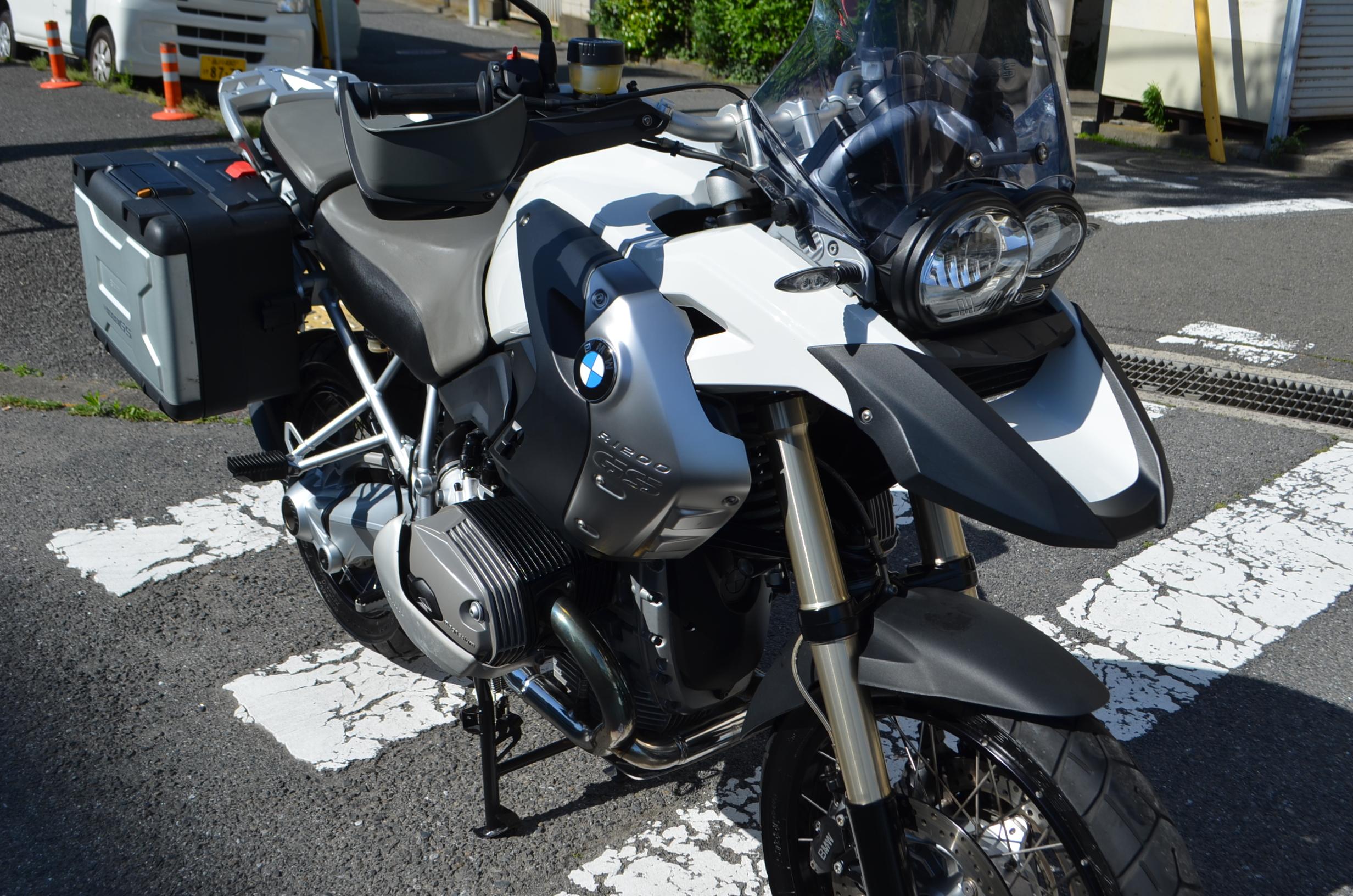 R1200GSアドベンチャー BMW バイクブーン買取情報