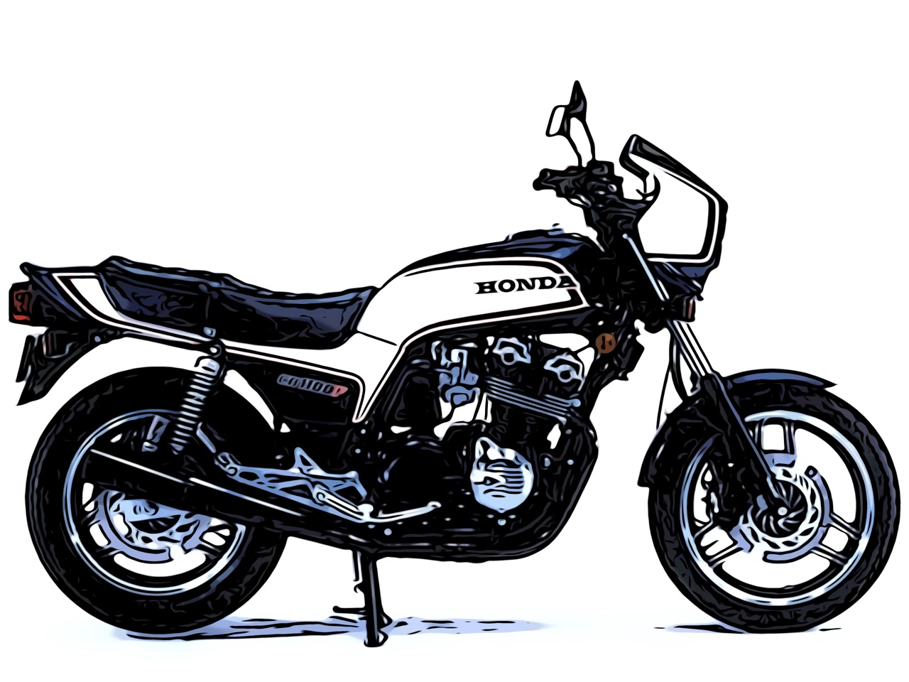 CB1100F HONDA