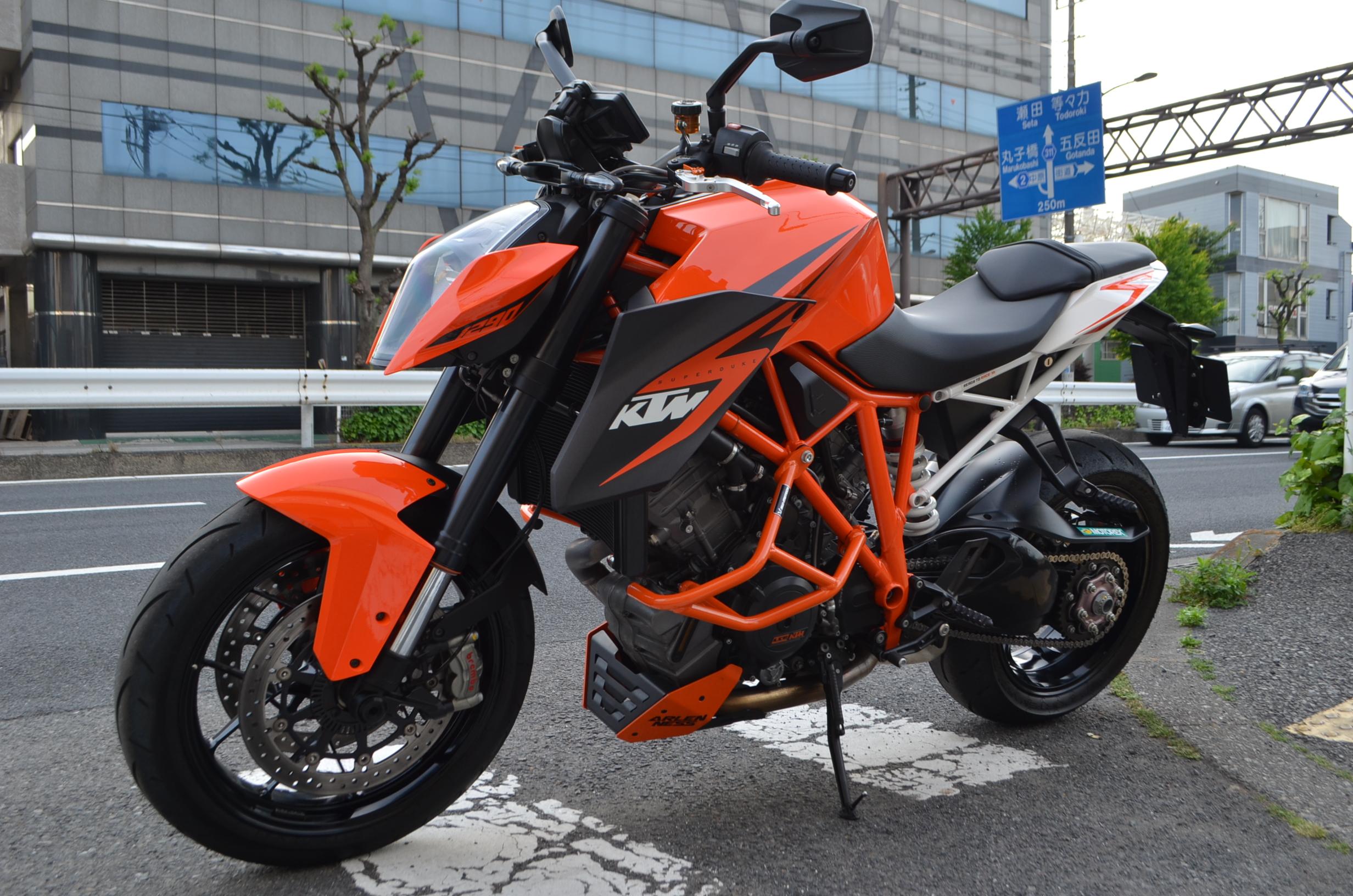スーパーデュークR KTM|バイクブーン買取情報