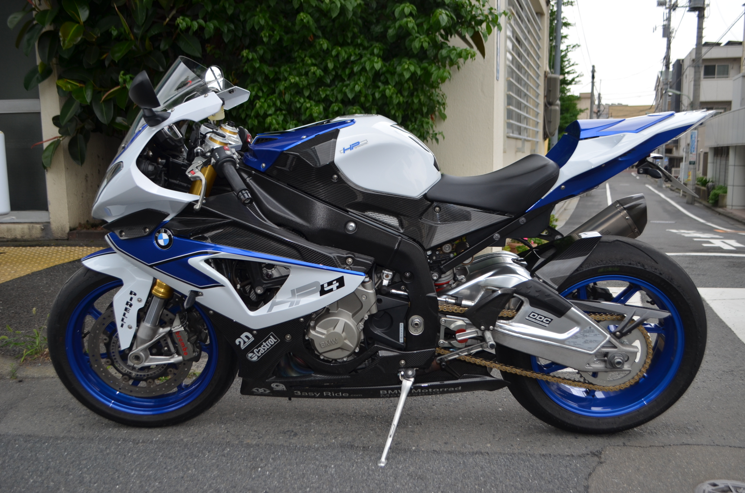 HP4 BMW|バイクブーン買取情報