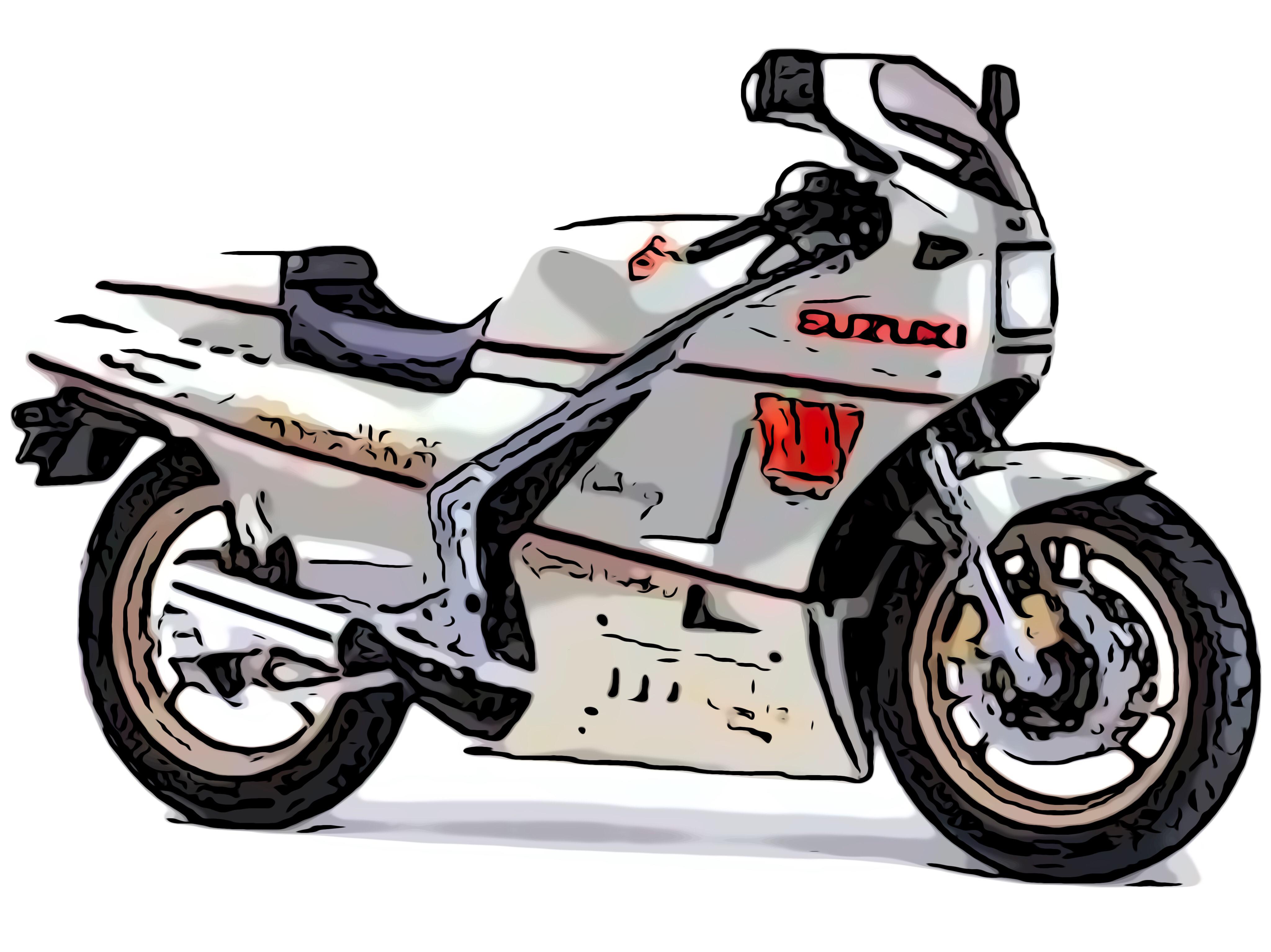 RG400ガンマの買取ならバイクブーンにお任せください