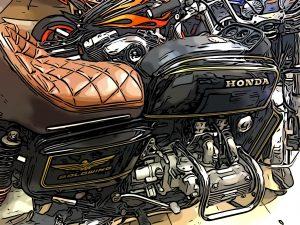 ホンダ バイク