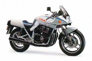 GSX1100Sカタナ 買取