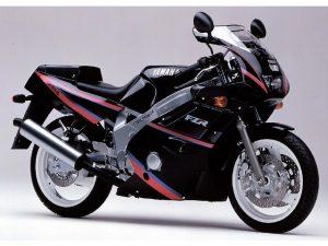 FZR600 事故車買取
