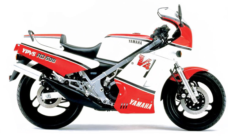 RZV500R 買取