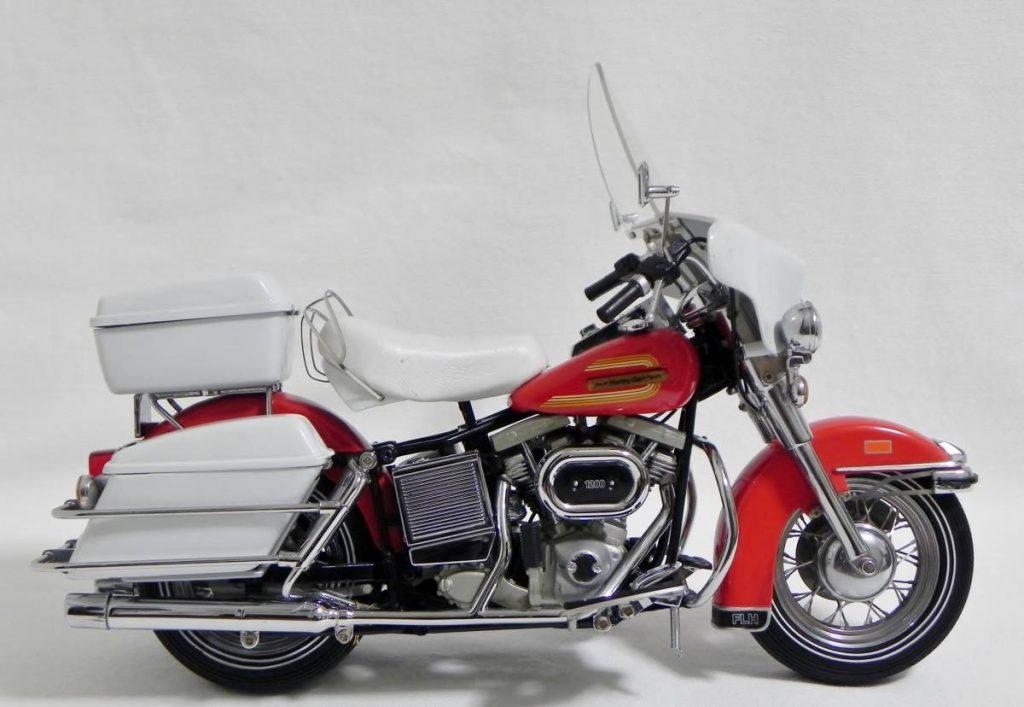 ハーレー FLH1200 エレクトラグライド画像