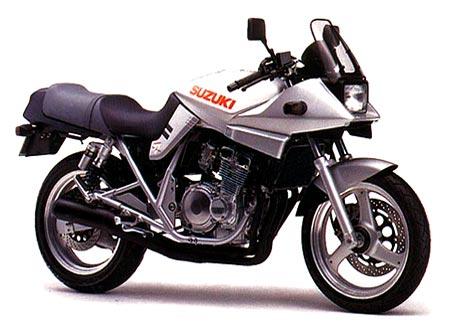 GSX250Sカタナ 買取