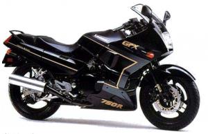 GPX750R買取