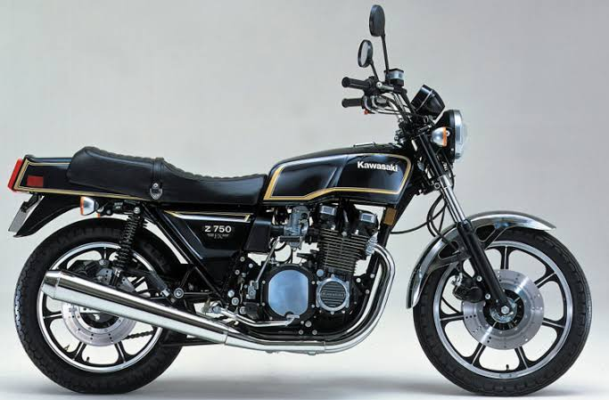 Z750FX 買取