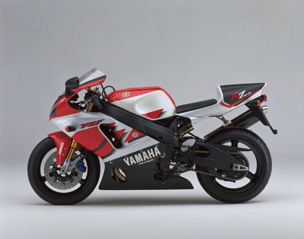 ヤマハ YZF-R7 バイクブーン買取情報