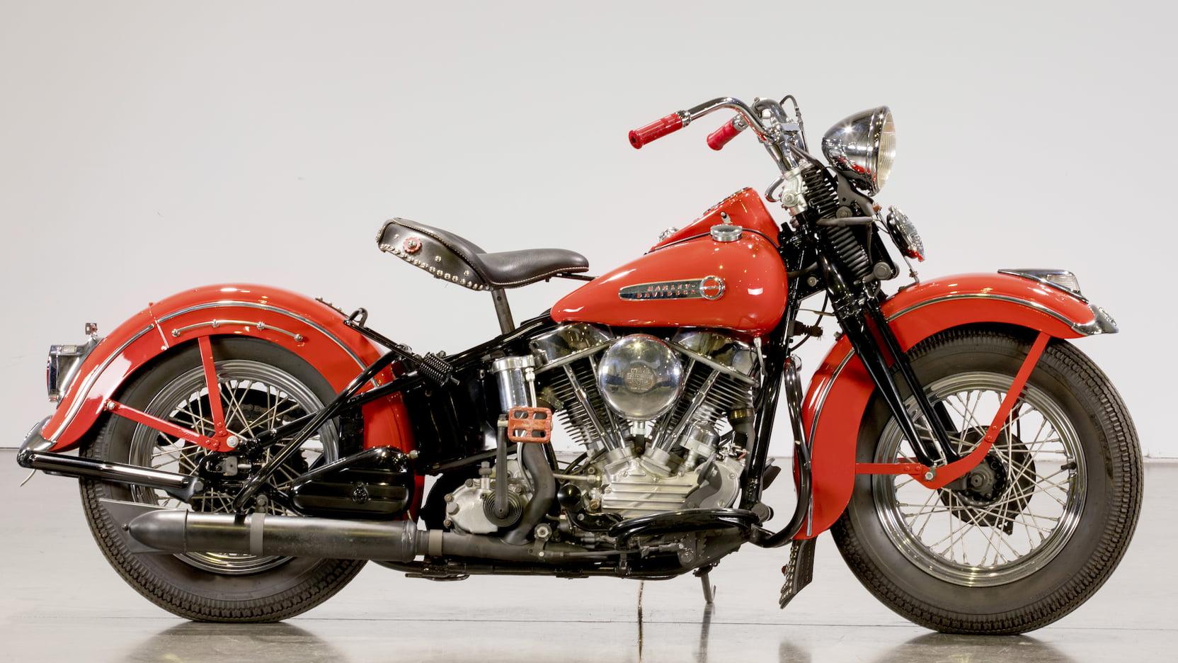 パンヘッド 旧車 ビンテージバイク高価買取